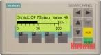 人機 OP73 micro S7-200PLC專用